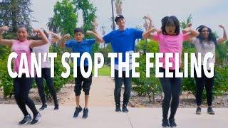 """CAN'T STOP THE FEELING!"" - Justin Timberlake Dance | @MattSteffanina Choreography"