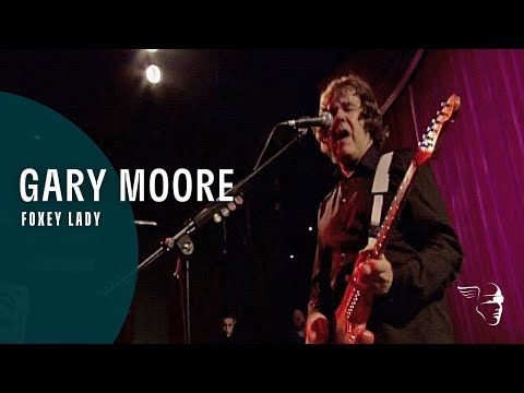 Gary Moore  Foxey Lady Blues for Jimi ~ 1080p HD
