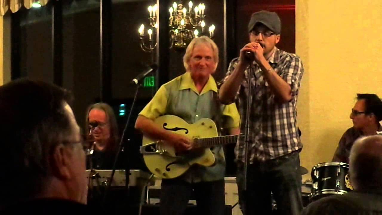 Sam Nelson Singing Garden Party At The Rick Nelson 75th Birthday Tribute Youtube