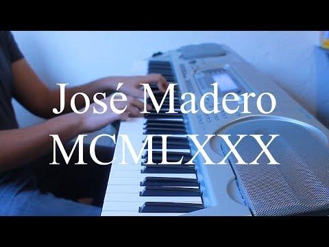 José Madero - MCMLXXX (Instrumental Cover & Letra)/Karaoke