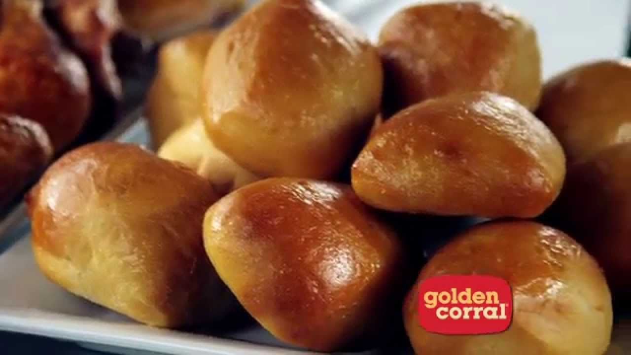 Golden Corral Yeast Breadroll Driving Challenge Second Edition