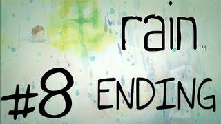 "rain ENDING Walkthrough - Part 8 ""Night"