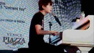 Greyson chance - home is in your eyes ...