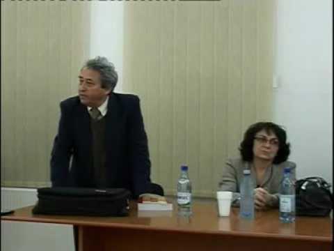 """Conferinţa """"VASILE BĂNCILĂ - OMUL ŞI OPERA"""