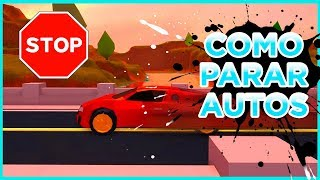 [TROLL] as stopping the car from your friend being passenger | jailbreak Roblox | WITHOUT HACKS