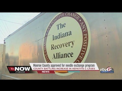 Monroe County to establish needle exchange program