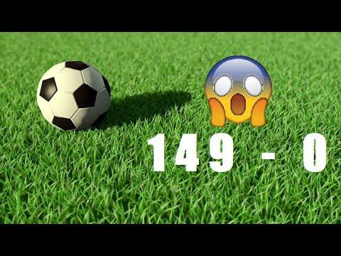 Photo of هل تعلم؟ أكبر نتيجة مباراة كرة قدم في التاريخ 149-0 ⚽️ Biggest Score in the History of Football !!! – الرياضة