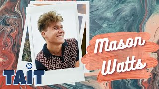 """Download Mason Watts on """"Enough's Enough"""", heartbreak and working with Sheppard."""