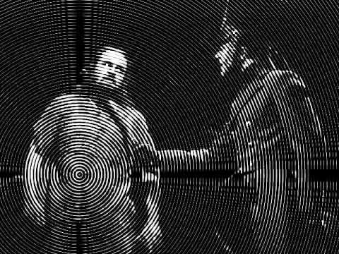 Alfie Boe and Hadley Fraser  Confrontation