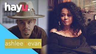 Evan Wants To Live Up To Diana Ross's Legacy | Ashlee + Evan