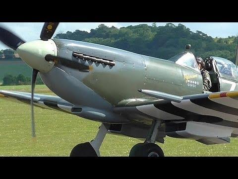 Duxford D-Day 70th Anniversary Air Show 2014 - Full Show HD
