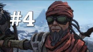 Borderlands 2 - Co-op - Chapter 8 - Ep. 4 w/commentary