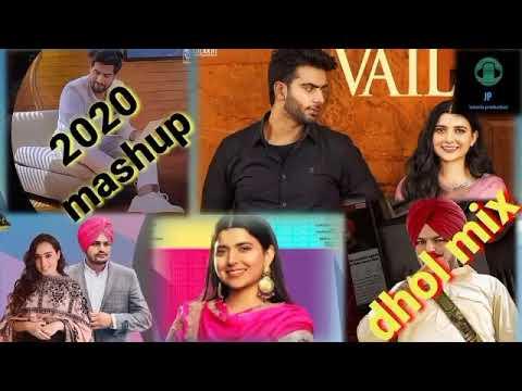 Download Mashup Dhol mix 2020 ft JP lahoria production