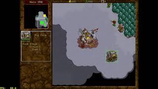Warcraft 2 running on the Nintendo Switch via DOSBOX   Utilizing the aarch64 dynarec!   @libretro