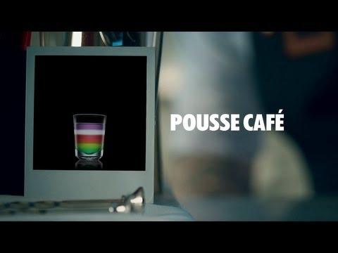 POUSSE CAFÉ DRINK RECIPE  HOW TO MIX