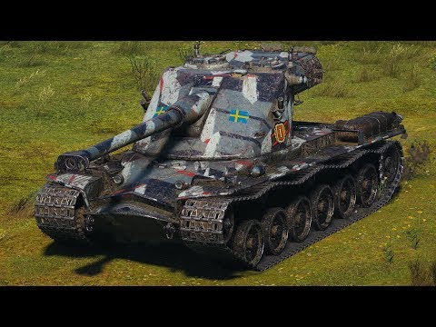 World Of Tanks Kranvagn - 7 Kills 11,7K Damage