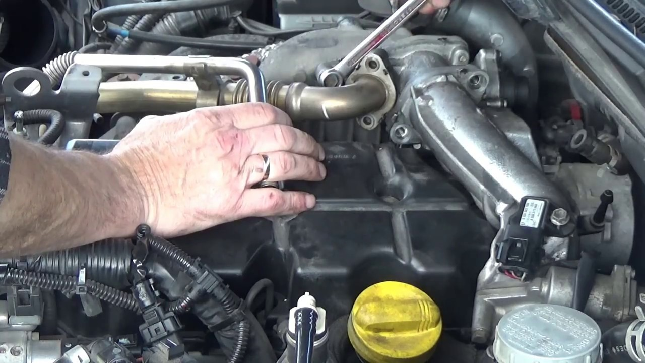 small resolution of how to remove egr valve on suzuki grand vitara 06 mod
