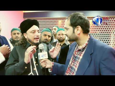 Exclusive Video Interview Sahibzada Haq Khateeb Hussain Ali Badshah Sarkar