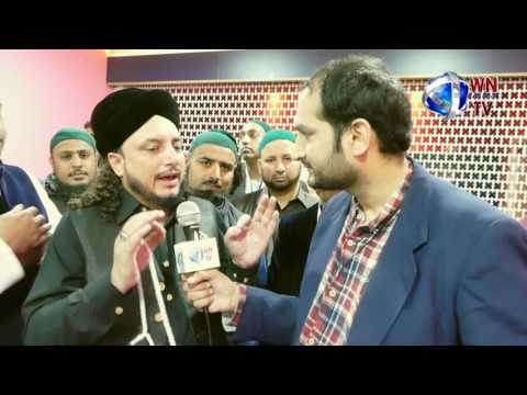 Exclusive Video Interview Sahibzada Haq Khateeb Hussain Ali Badshah Sarkar