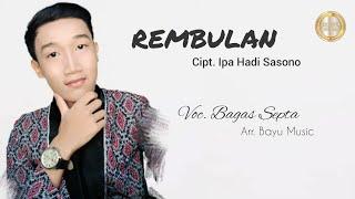 Gambar cover REMBULAN - COVER || VOC. BAGAS SEPTA
