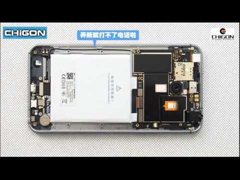Disassembly Meizu MX4 Pro