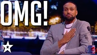 Father & Son Share Deep Connection That SHOCKS Ashley Banjo on BGT 2020 | Got Talent Global