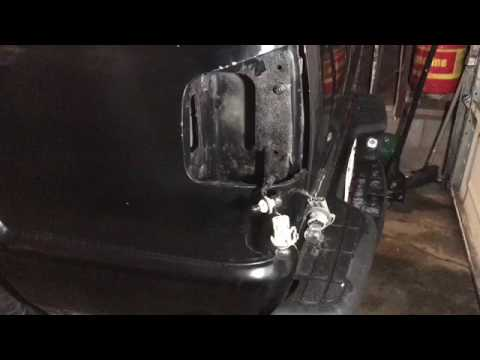 Chevy s-10 back up lights not working - YouTube
