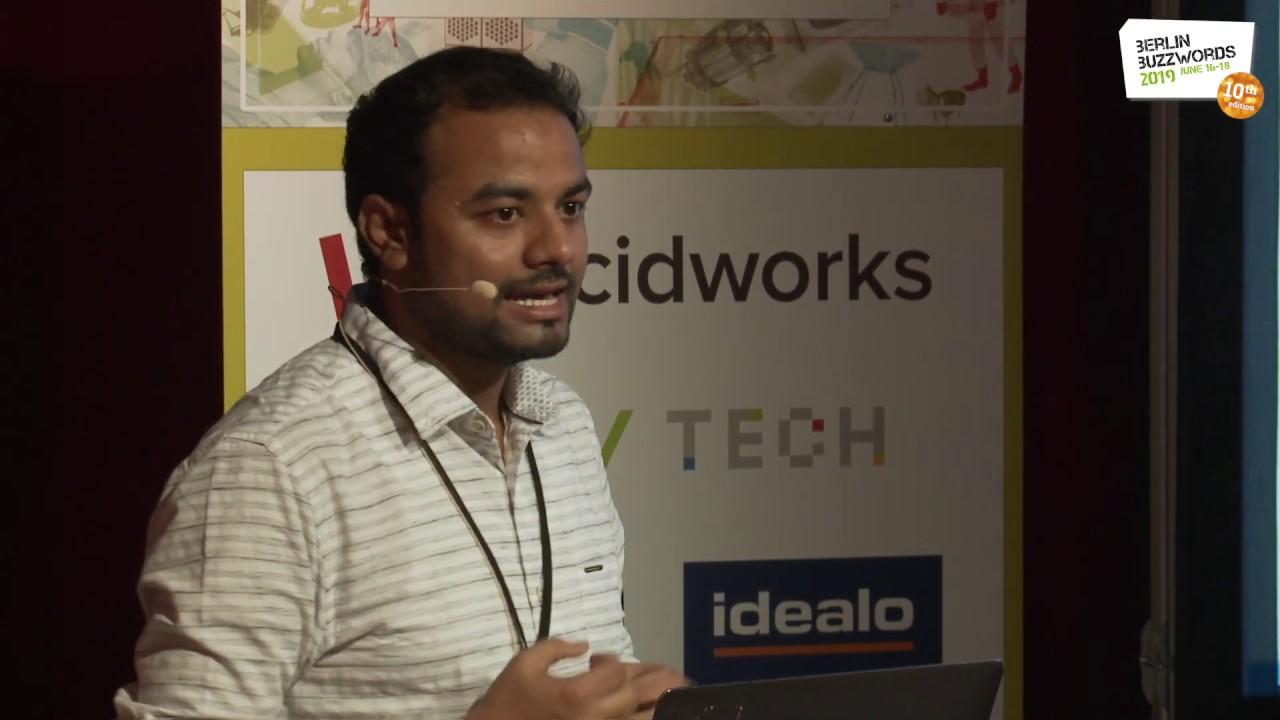 Download Berlin Buzzwords 2019: Abhishek Kumar Singh – Managing Distributed Workflows at Scale #bbuzz
