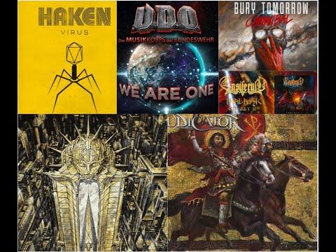 Best albums in July 2020 by RockAndMetalNewz