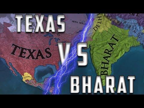 [EU4] Texas vs Bharat #9 Epic Blob Battles  
