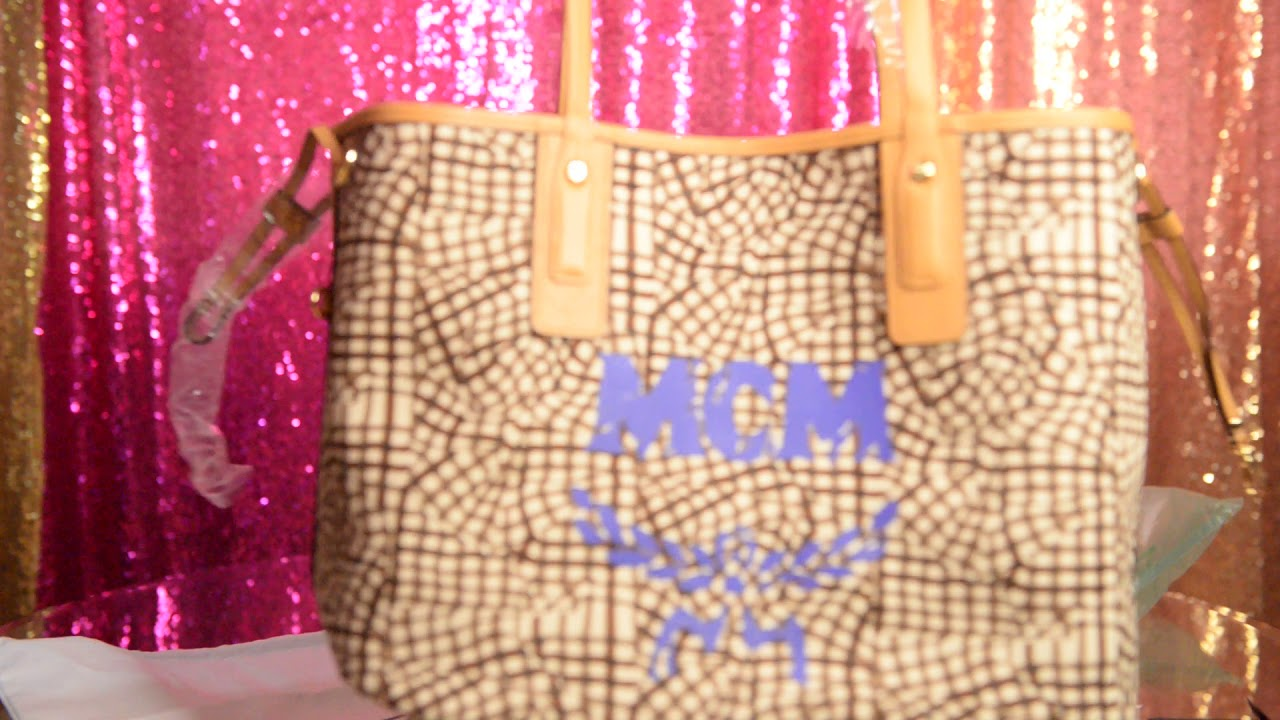 NEW MCM Bag Unboxing! It's LITERALLY 3 purses in 1 by Charpink