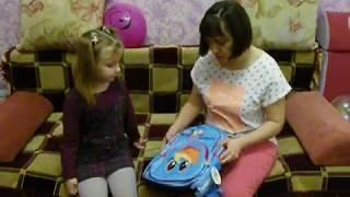 Розпакування рюкзака шкільного Kite My Little Pony 38х29х13 см 14 л для дівчаток з Rozetka.com.ua