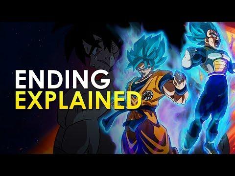 Dragon Ball Super: Broly: Ending Explained   FULL SPOILER TALK