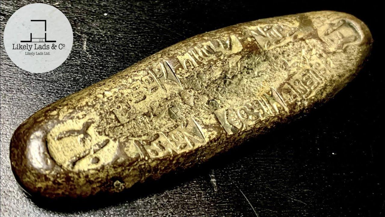 Restoration old coins 【コイン磨き】うんこみたいなお金を鏡面仕上げ ピカール Vintage ASMR