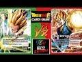Gotenks VS Vegito Dragon Ball Super TCG Match!