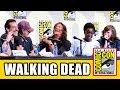 THE WALKING DEAD Comic Con Panel (Part 1) - Season 7, Norman Reedus, Andrew Lincoln