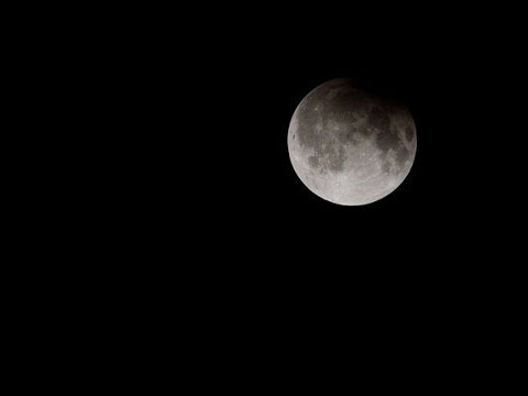 LIVE Lunar Eclipse 2013