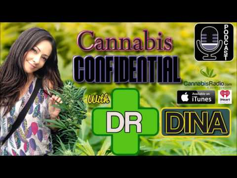 Dr. Dina and Whoopi Goldberg  | Part One | Cannabis Confidential on CannabisRadio.com
