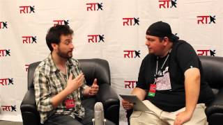 SWN@RTX 2014: Interview with Rooster Teeth's Miles Luna