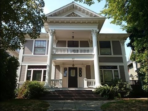 Historic Capitol Hill Greek Revival Home built in 1902