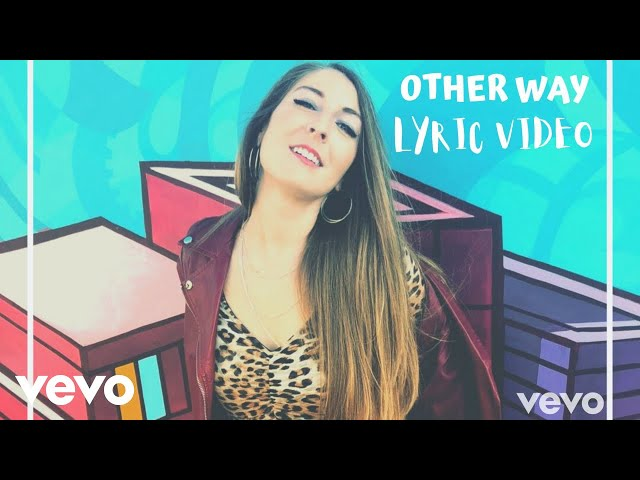 Andrea Desmond - Other Way (Official Lyric Video)