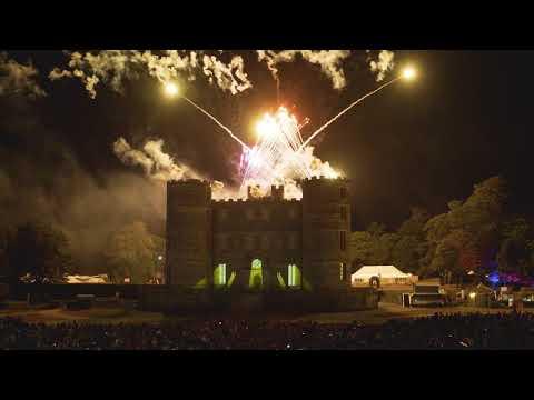 Camp Bestival 2019: Castle Fireworks Finale