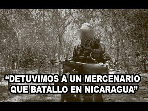 """""""DETUVIMOS A UN MERCENARIO QUE BATALLO EN NICARAGUA"""" JAIME PADILLA #4"""