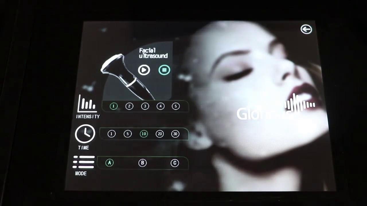 New hydra facial care machine - YouTube