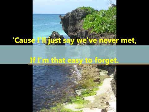 Am I That Easy To Forget With Lyrics - Engelbert Humperdinck