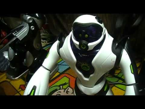 Wowwee Joebot Review Youtube
