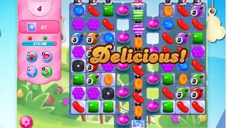 Candy Crush Saga Level 3164 -8 Moves- No Boosters
