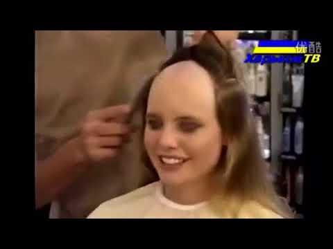 Crazy Headshave!!