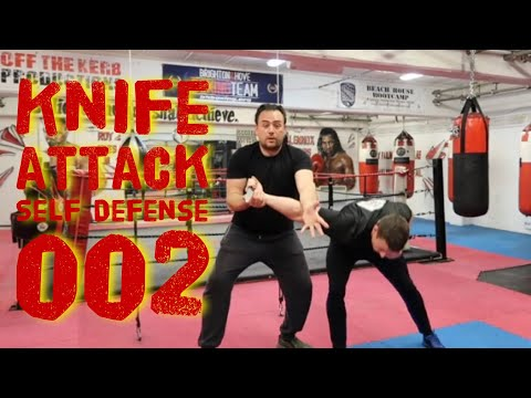 Daily Teaching - Various Long Range & Short Range Knife Attack thumbnail