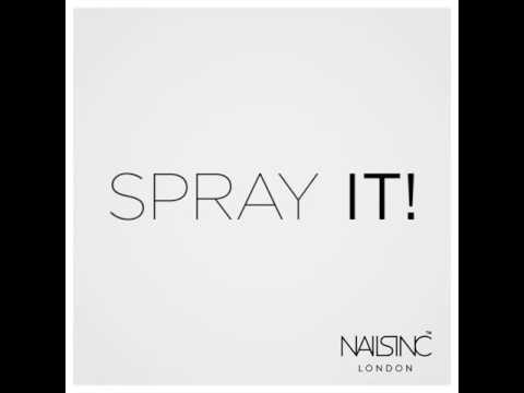 Say Hello To Spray On Nail Polish